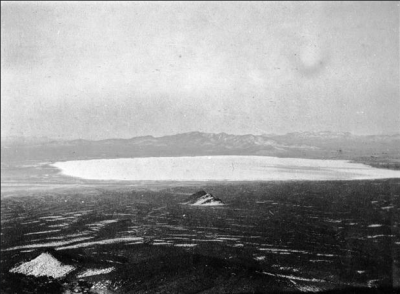 Groom Lake, Nev., in 1917