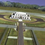 Fort Knox aerial view