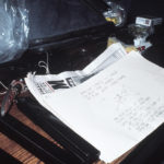 Magazine clips and Berkowitz's last undelivered letter found in his car after his arrest