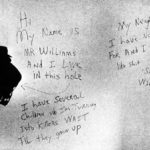 Messages found written on David Berkowitz's apartment