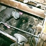 Skeletal remains of John Wayne Gacy's victim