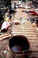 Jonestown bodies