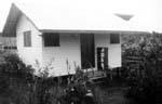 Cabins in Jonestown