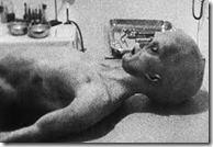 Supposed Roswell Alien