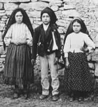 The three Fatima children