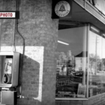 Payphone where Rader called police on December 8, 1977