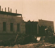 Fort Knox early construction