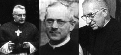 Father Ernst Alt, priest who performed exorcism on Anneliese Michel