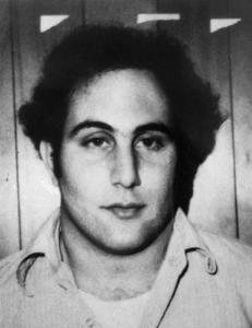 David Berkowitze - Son of Sam serial killer