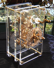 A proposed reconstruction of the Antikythera Mechanism