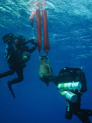 Divers raise more relics from the Antikythera shipwreck