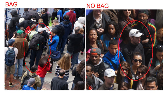These two men appear to be the top Boston Marathon bombing suspects