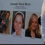 Posters for missing girl - Amanda Berry