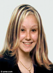 Amanda Berry at age 16 shortly before she was kidnapped and held hostage for 10 years