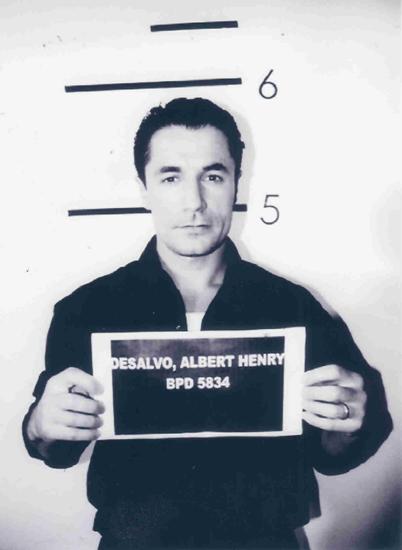 Boston Strangler suspect Albert DeSalvo