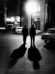 Two detectives working the Boston Strangler case