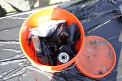 Kill kit left behind by serial killer Israel Keyes