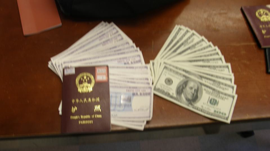 Backpack found by homeless man contained nearly $42,000 in cash and travellers checks