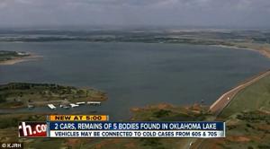 Foss Lake in Oklahoma