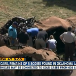 Oklahoma police find six dead bodies in two different cars submerged in Foss Lake