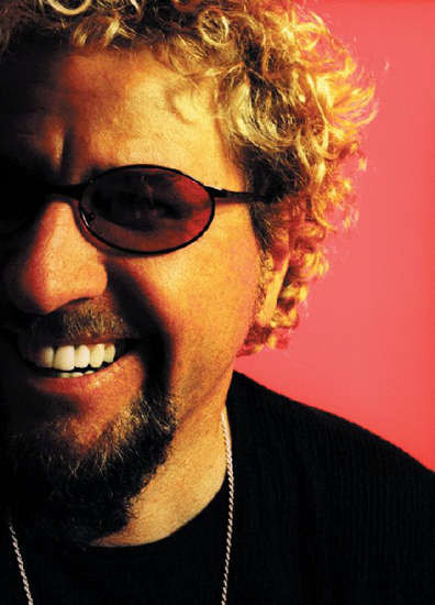 Sammy Hagar describes a childhood UFO sighting, his alien abduction, and a visitation from his father's ghost