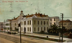 Charity Hospital - New Orleans