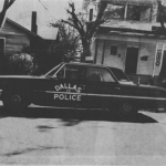 Officer Tippit patrol car