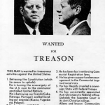 Propaganda before JFK assassination