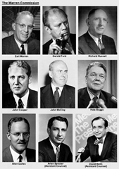 Warren Commission members