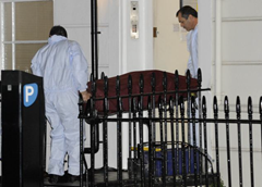 MI6 mathmetician and secret-agent Gareth Williams found locked inside his own gym bag