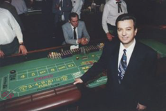 Archie Karas at the tables
