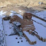 Cairo, Egypt sees snow for the first time in over a century