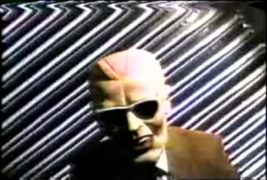 Unsolved Max Headroom Incident – pirates hijack Chicago TV broadcast thumb