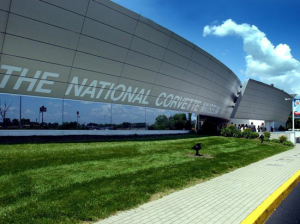 National Corvette Museum - Bowling Green, Kentucky