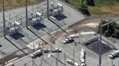 PG&E Metcalf substation terrorist attack