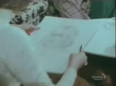 "During The Philip Experiment, a drawing of ""Philip"" was created to spur members' imaginations"