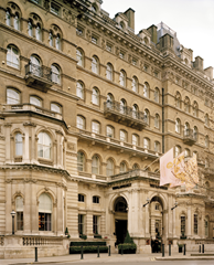 Haunted Langham Hotel, London