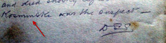 Police notes from 1894 indicate Aaron Kosminski was a primary suspect early on