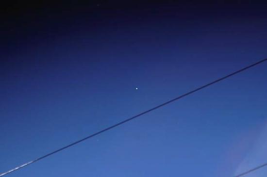 Three UFOs sighted over Breckenridge, Colorado on October 3, 2014