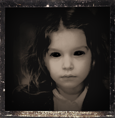 Mysterious black-eyed children spotted in Staffordshire, England