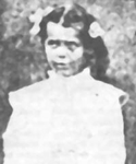 Ina May Stillinger - 8 years old