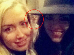 Terrified girls capture picture of Newcastle ghost while snapping a selfie