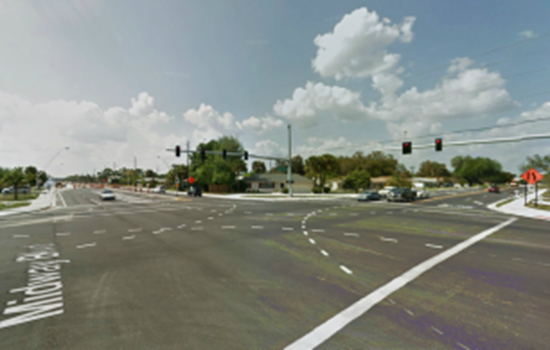 Midway Boulevard in Port Charlotte, Florida