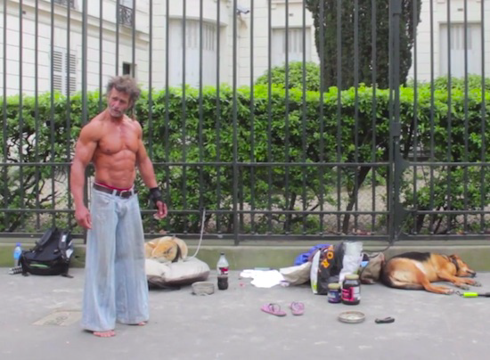 Meet The 50 Year Old Homeless Bodybuilder Jacques Sayagh