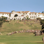 Photos of the 1948 US Open Golf Tournament in Los Angeles, California were found in the batch