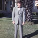 Photo of Bernard A. Ray circa 1960