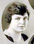 Photo of Hilda Blair Ray circa 1940