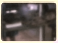 Original slide from the Roswell Slides that appears to show a dead alien body