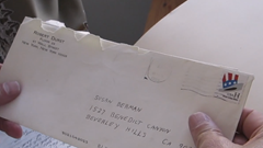 Letter from Robert Durst written to Susan Berman
