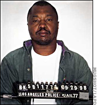 57-year-old Lonnie David Franklin Jr. at the time of his arrest